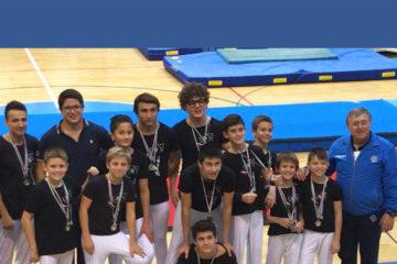 GAM Torneo delle Regioni 2018 - Ginnastica Meda